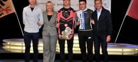 Le Prix Bernard Vifian 2018 récompense le talentueux pilote de BMX Mathis Gantner